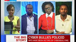 Cyber bullies policed:The Big Story full bulletin