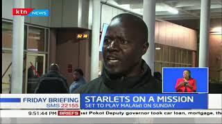 Kenya Women National Team Harambee Starlets ready to take on Malawi