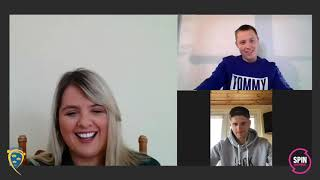 Chat with Limerick Footballers Padraig De Brun & Danny Neville