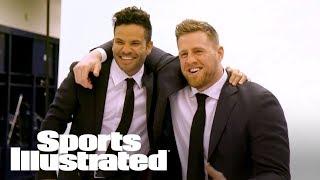 Download Youtube: J.J. Watt & Jose Altuve: Behind Houston Stars' Sportsperson Of The Year Cover | Sports Illustrated
