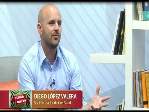 """CreaSolid en """"Empresas con el CEEI Castellón"""" en TVCS[;;;][;;;]"""