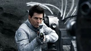Oblivion reviewed by Mark Kermode