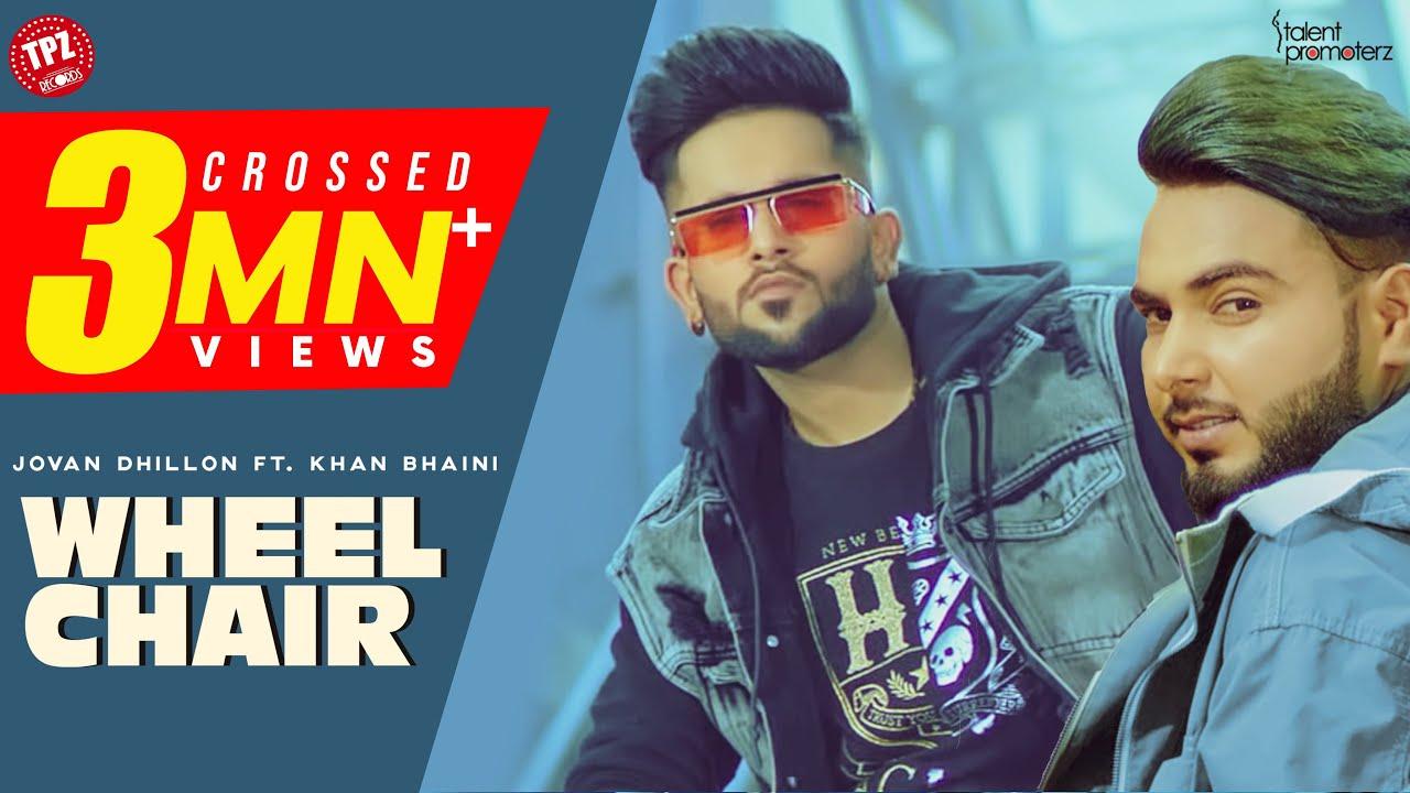 Wheel Chair Lyrics   Jovan Dhillon Ft. Khan Bhaini   Latest New Punjabi Songs 2021   Best Song  Jovan Dhillon Lyrics