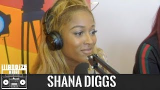 Shana Diggs on Depression, Her Unique Sound & More | iLLANOiZE Radio