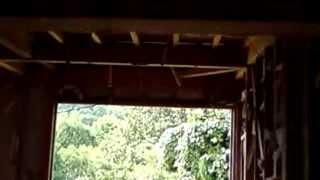 雨飾荘107号室解体工事