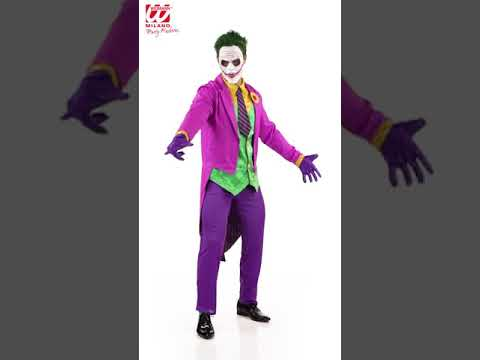 Disfraz Joker Enemigo de Batman para adulto.s