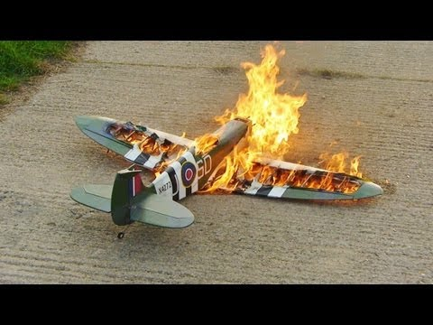 RC PLANE CRASH`S & MISSHAPS -  ( PART 8 )