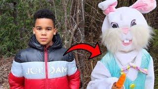 Kameiro Transforms Into Easter Bunny!