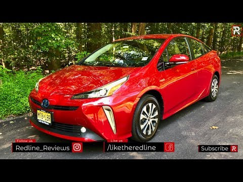 Does AWD and a Facelift Make The 2019 Toyota Prius More Appealing?
