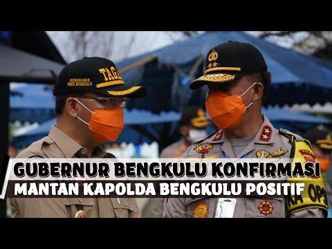 Gubernur Konfirmasi Mantan Kapolda Bengkulu Positif