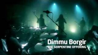 The Serpentine Offering (En Vivo) - Dimmu Borgir (Video)