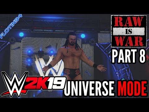 WWE 2K19 | UNIVERSE MODE #8 | ATTITUDE ERA PART 1