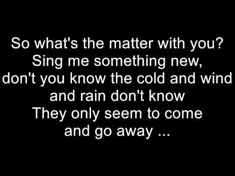 OASIS - Stand by Me (lyric on screen)