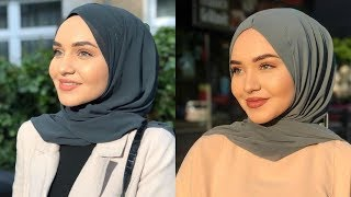 New Hijab Tutorial 2020   Best Hijab Style Tutorial Compilation June 2020   Part#11