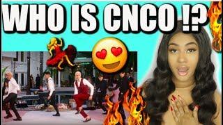 CNCO, Meghan Trainor, Sean Paul   Hey DJ (Remix) Reaction