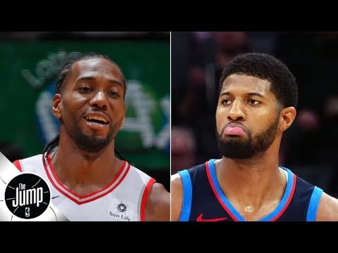 2019 NBA offseason overachievers: Clippers (duh) lead the way   The Jump