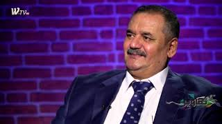 خليل ابراهيم ضيف تصاوير مع طيبة خليل 21-12-2019