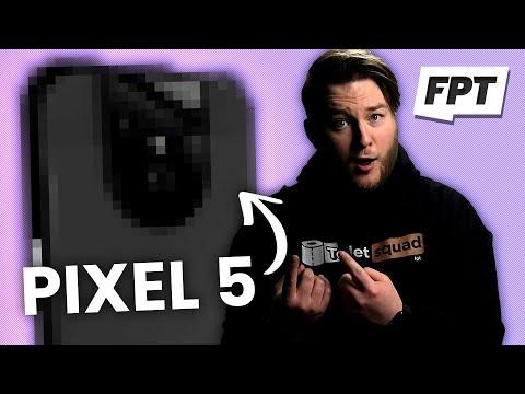 Este sería el primer render de un prototipo oficial del Google Pixel 5 XL, y sorprende por su cámara trasera