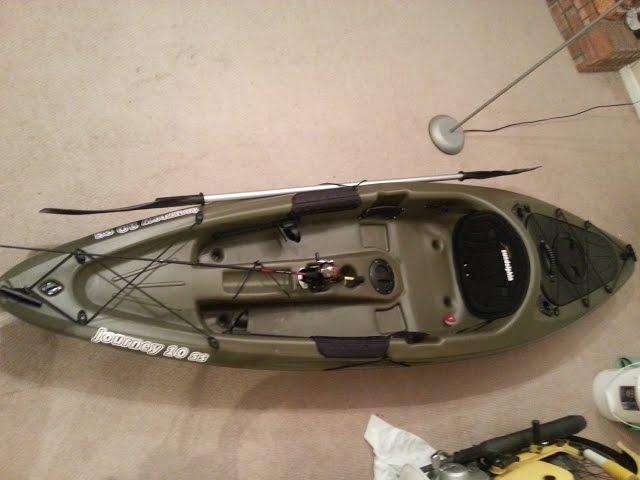 Amazing $300 Walmart Kayak