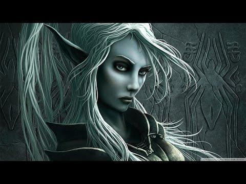 "Lore ""Forgotten Realms""II Дроу история и общество (D&D)"