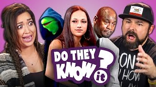 DO PARENTS KNOW MEMES? (REACT: Do They Know It?)