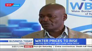 Water prices to rise, unlicensed dealers to be affected