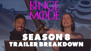 Game of Thrones: Season 8 Official Trailer Breakdown   Binge Mode   The Ringer