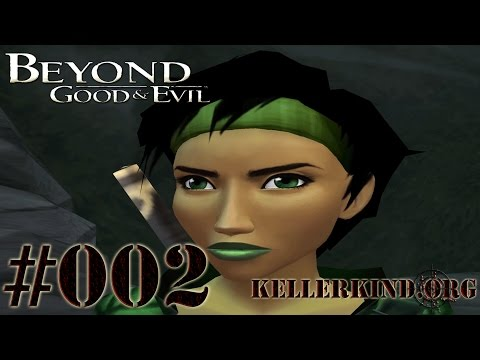 Beyond Good and Evil #002 - De Castellacs Auftrag ★ Retro-Sonntag ★ We play Retro Classics [HD|60FPS]