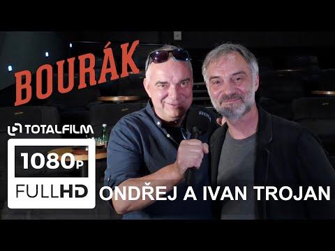Bourák (2020) Ondřej a Ivan Trojan o filmu