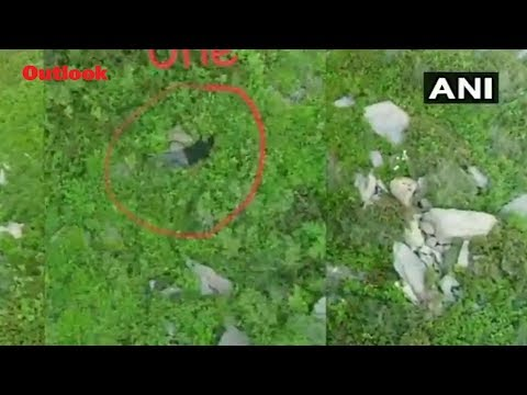 Indian Army Releases Video Of Pakistan Infiltration Bid