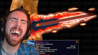 Asmongold Reacts To 10 Most Expensive Virtual Items Ever Sold