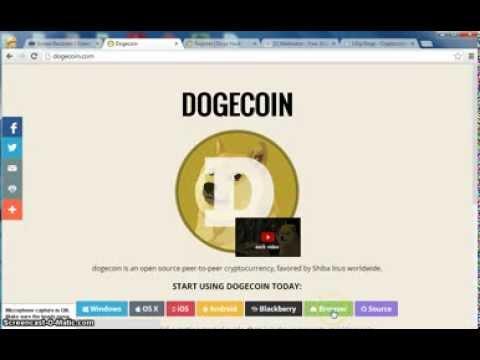 Cpuminer Dogecoin