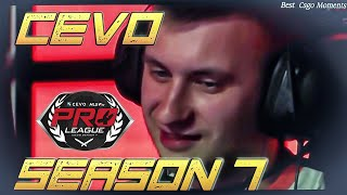 Best of CS GO | CEVO Professional Season 7