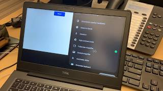 Un Zooming and Zoomed Chromebook