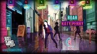Кэти Перри, Katy Perry - Roar | Just Dance 2014