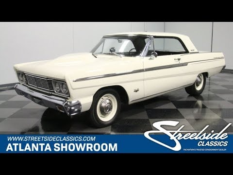 Video of 1965 Fairlane Offered by Streetside Classics - Atlanta - P9XP