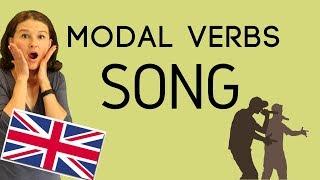 ГРАММАТИКА по ПЕСНЯМ: модальные глаголы should, may, might, could, have to и тд!
