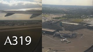 preview picture of video 'Airbus A319 ★ Start in Cologne - Flight to Dresden [HD]'