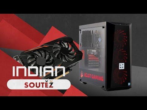 Získejte nový herní počítač LYNX Challenger Eclot - Soutěž