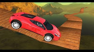Car Racing On Impossible Tracks