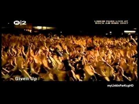 Linkin Park - Given Up Live - Best Performance  (17 Sec. Scream) HD Mp3