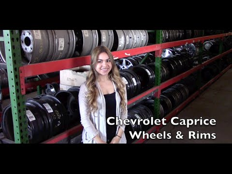 Factory Original Chevrolet Caprice Wheels & Chevrolet Caprice Rims – OriginalWheels.com