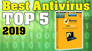 TOP 5: Best Antivirus 2019