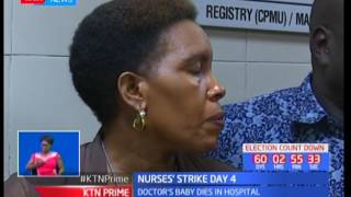 Ministry of Labour officials and SRC boycott scheduled nurses meeting to discuss strike stalemate