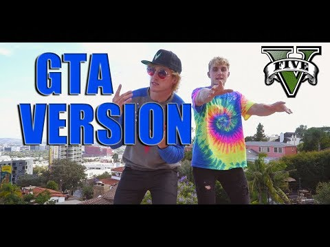 Jake Paul - I Love You Bro (Song) feat. Logan Paul (GTA VERSION)!