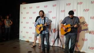 Toad the Wet Sprocket 07/09/2016 VIP Acoustic Pre-show