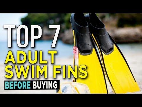 Top 7: Best Adult Swim Fins 2017 – Daily Burn