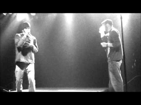Apollo's Sun & Tony C. Performing LIVE 2012