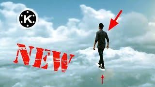 Kinemaster New || Flying Effect Tiktok Tutorial Best Video Editing