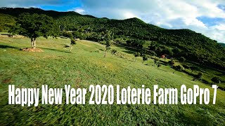 Happy New Year 2020 Loterie Farm GoPro 7